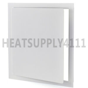 "16/"" x 16/"" Universal Flush Steel Access Door w// Round Corners"