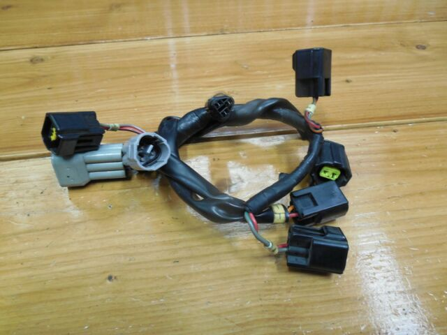 Yamaha Yzfr1 YZF R1 Ignition Coil Sub Wire Harness on