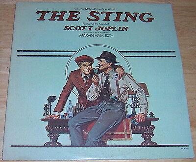 The Sting 1974 By Scott Joplin Ebay