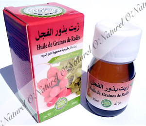 Huile-de-Graines-de-Radis-100-Pure-30ml-Radish-Seed-Oil-Aceite-de-Rabano