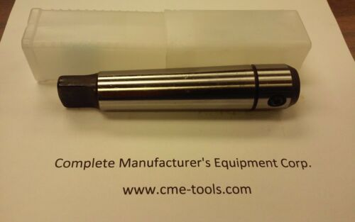"""3//16/"""" MT3 morse taper 3 END MILL TOOL HOLDER w Tang #MT3-316-new"""
