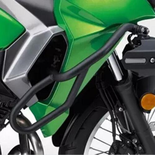 For Kawasaki Versys X300 Front Bumper Engine Guard Crash Bar Protector Pair NBTS