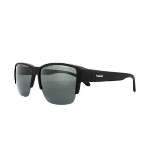 08d86ee169 Polaroid Suncovers Fitover Sunglasses PLD 9006 S DL5 Y2 Black Grey ...