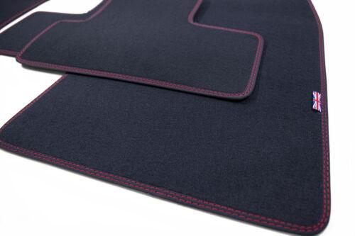 2014 Union Jack Auto Fußmatten für Mini 3 III F56 ab Bj