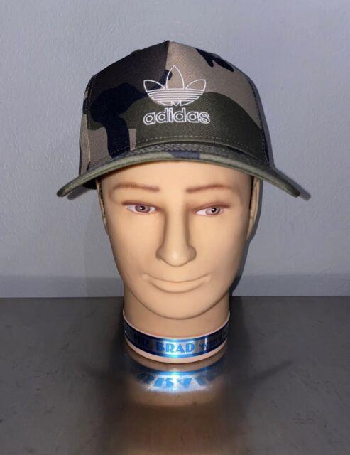 Adidas Originals Men's Dart Precurve Camouflage Snapback Cap Tactical Hunter