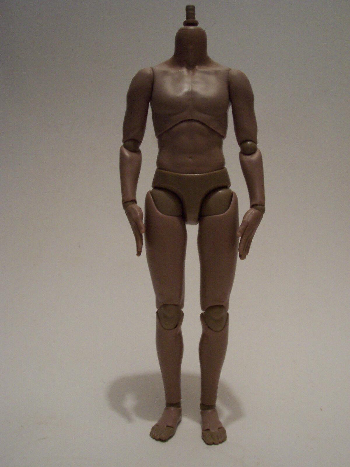 Enterbay rm - 1 1 6 scale  nude  mr. bean  figure body  neue<