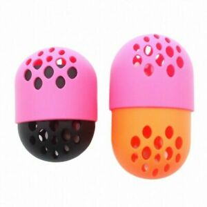 Beauty-Makeup-Egg-Sponge-Puff-Holder-Cosmetic-Powder-Tool-Travel-Storage-Rack
