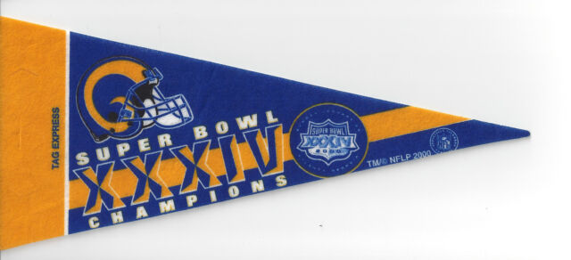 2000 St. Louis Rams Super Bowl XXXIV Champs 9