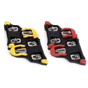 Road-Bike-Cycling-Self-locking-Pedal-Cleats-Set-Suit-For-Shimano-SM-SH11-SPD-SL1