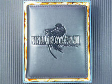Final Fantasy Vlll 8 FF8 Leather Wallet