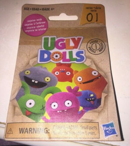 UGLY DOLLS SERIES 01 BLIND BOX SURPRISE BOX BRAND NEW IN PACKAGE