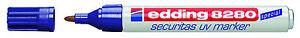 Edding 8280 UV-Marker Securitas Geocaching Stift für Schwarzlicht uvm. 1,5-3 mm