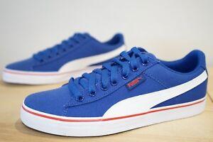 Bleu toile Puma Eu taille Vulc sport de 5 UK unisexes en Cv Chaussures 6 40 1948 OffwqWH0Z