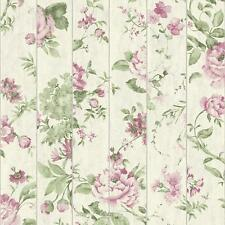 Muriva floral rose flower pattern wallpaper wood beam effect item 1 muriva flower pattern wallpaper faux wood beam effect textured roll pink l13603 muriva flower pattern wallpaper faux wood beam effect textured roll mightylinksfo