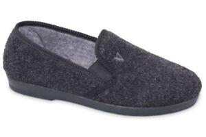 23802 Pantofola Antracite Uomo Valleverde Chiusa q7ZOwYF