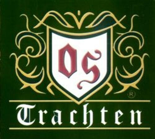 Trachtenhemd avec Hirschhorn Boutons Chemise avec des affaires Manches Oktoberfest