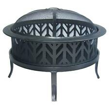 """26"""" Fire Pit with Arrow Cutouts - Threshold™"""