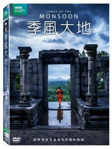 Bbc Lands Of The Monsoon Taiwan 2 Dvd English Sealed Ebay