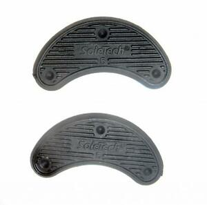 Shoe-Repair-NYLON-HEEL-Savers-amp-TOE-PLATES-TAPS-50pc-w-nails