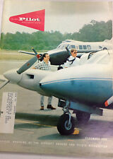 The Aopa Pilot Magazine Grumman Goose & Ted Smith December 1966 120116R