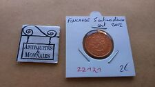 FINLANDE 5 CENTIMES CENT D'EURO 2002 - OLD FINLAND COIN - REF22121