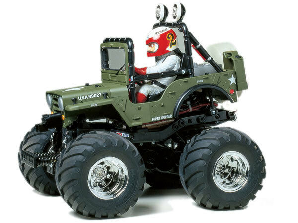 Tamiya Wild Willy 2 (WR-02)