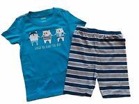 NWT Boy's Gymboree Pirate short sleeve shirt shorts pajamas gymmies 4 5 6 7 8 10