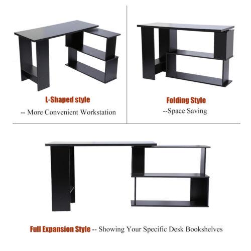 Eckschreibtisch Schreibtisch Computertisch Bürotisch Winkel L Form Tisch DAY