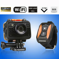 SOOCOO S60 Full HD 1080P 60M WIFI Waterproof Sports Video Camera Remote Control
