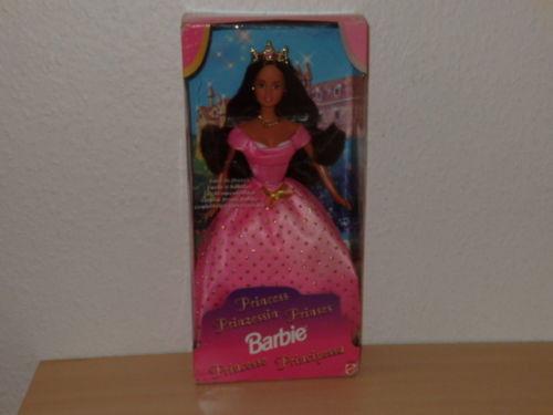Barbie Puppe Prinzessin - - - Rosa . Teresa in OVP ungespielt von 1998 Indonesia 1c11d5