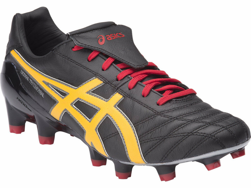 Asics Lethal Lethal Lethal Testimonial 4 IT Uomo Football Stivali (9070) + Free AUS Delivery 55bdd2