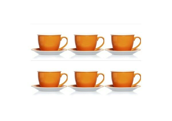 Ritzenhoff & Breker Flirt Doppio JumStiefelse JumStiefelse JumStiefelse Orange Set 6x NEU | Umweltfreundlich  fb6121