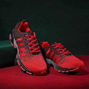 Zapatos-para-Hombre-Deportes-al-aire-libre-tenis-De-Correr-Atleticos-aireados-informal-de-pisos