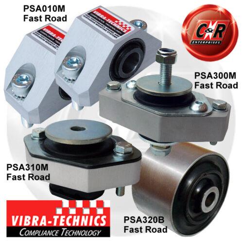 Peugeot 106 96-04 Phase 2 Vibra Technics Full Road Kit