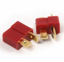 Deans T Plug Connector 1 Pair Male Female For RC LiPo Battery Bullet