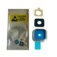 New Samsung Galaxy S5 i9600 G900 G9005 Camera Glass Lens Cover Replacement Part