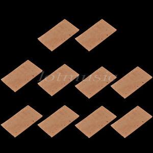 10PCS SAX SAXOPHONE NECK CORK Soprano/Tenor/Alto