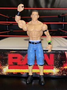 WWE-John-Cena-Wrestling-figura-serie-MATTEL-basica