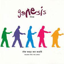 GENESIS : LIVE - THE WAY WE WALK - VOLUME TWO: THE LONGS / CD