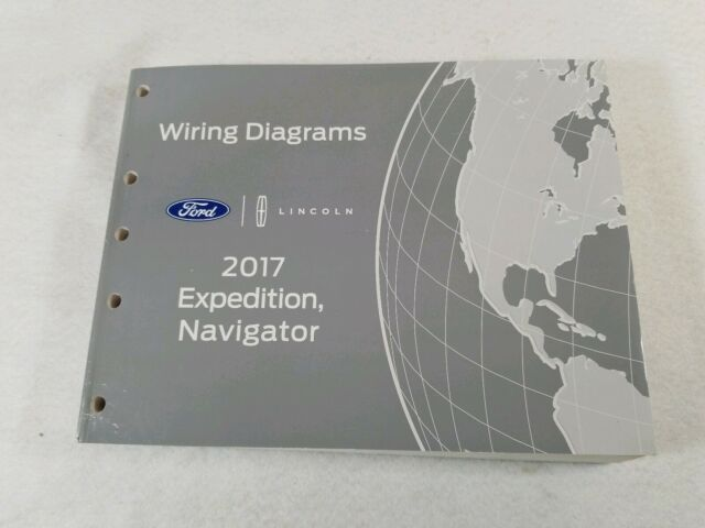 2017 Ford Expedition Navigator Wiring Diagrams