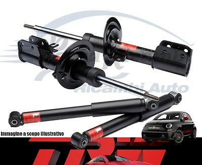 Coppia Ammortizzatori Posteriori FIAT 500 1.4 Abarth 08/> TRW JGT581T