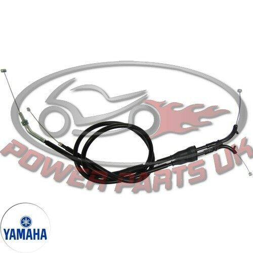 For Yamaha Throttle Cable Complete Fzr 1000 Ru Exup 3Lg3 Usd Forks Single