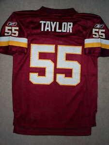 Image is loading REEBOK-Washington-Redskins-JASON-TAYLOR-nfl-Jersey-YOUTH- e14c65c7a