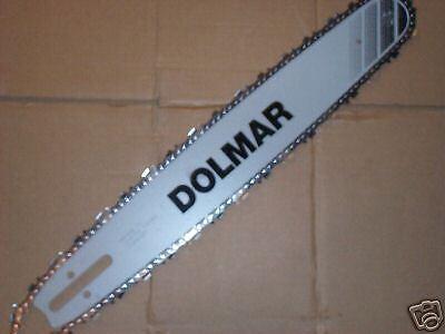 adecuada dolmar cadena 45 cm 325-1,5-72//Nuevo Dolmar-espada//ferrocarril