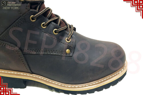 Work Year Rugged Toe Men's Pioneer Boot 5001st Logger Welt Lm Boots Good Steel 185vww