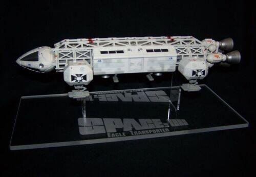 """1 X Soporte de exhibición de acrílico sólo 12/"""" Diecast//Modelo espacio 1999 Eagle Transportador"""