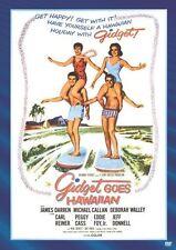 Gidget Goes Hawaiian DVD James Darren, Michael Callan, Deborah Walley