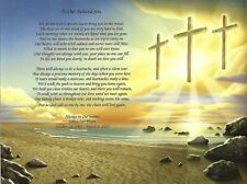 """Personalized Memorial Poem """"To Our Beloved"""" for the Loss of a Loved One"""