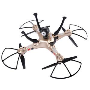 Syma X8HW 4CH WIFI FPV Gyro RC Quadcopter Drone 0.3MP HD Camera UAV RTF UFO
