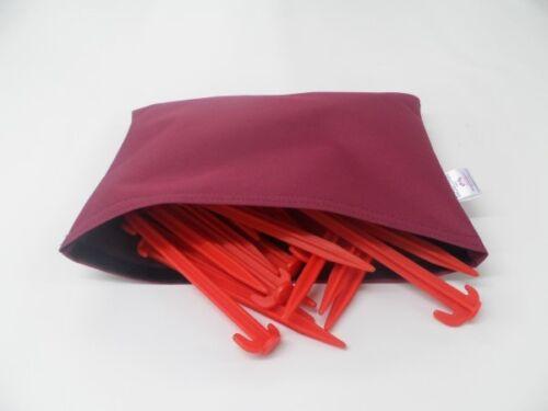 4 couleurs disponibles Auvent Tente Peg Sacs Petit
